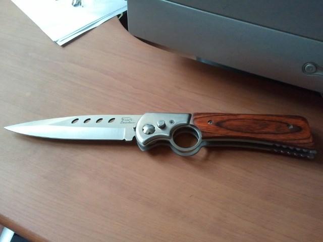 صياغة قانون جديد يجرم حمل الأسلحة البيضاء