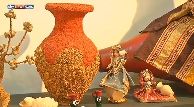 إبداعات الزخرفة الليبية