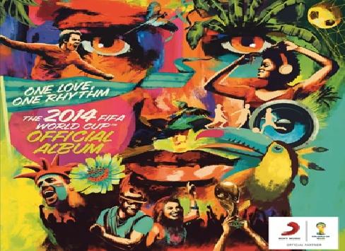 أغنية كأس العالم 2014 بالبرازيل