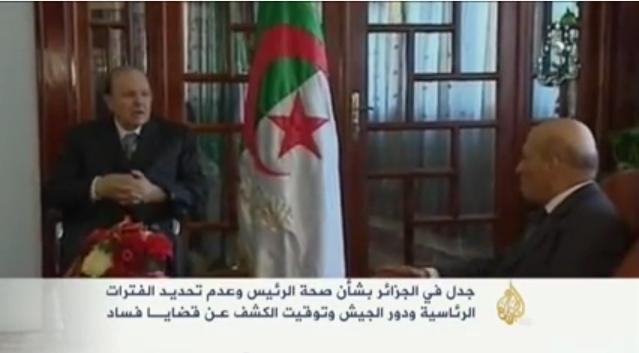 الجزائر: استمرار الجدل بخصوص صحة بوتفليقة