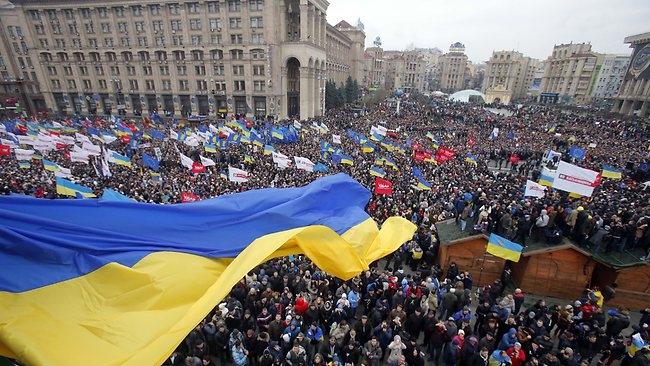 أوكرانيا تطلق عملية أمنية ضد الموالين لروسيا