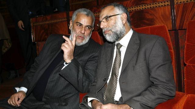 بنكيران: كنت على وشك مغادرة الحكومة لولا  عبد الله باها
