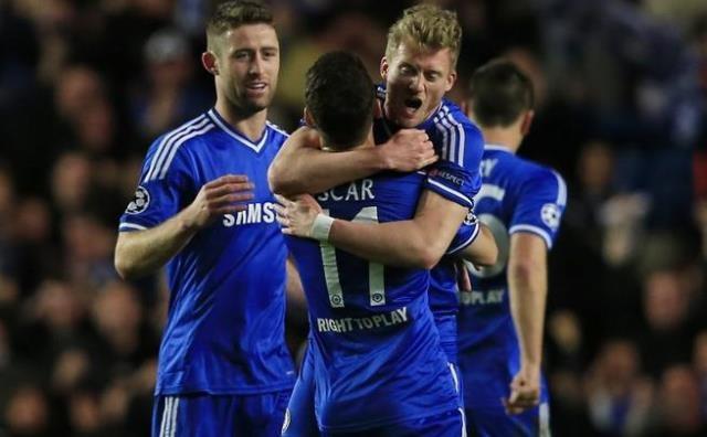 الريال وتشيلسي في نصف نهائي دوري أبطال أوروبا