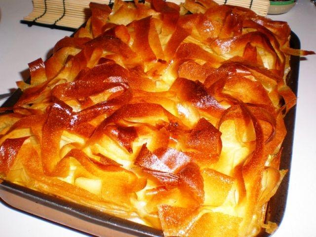 طاجين ملسوقه من المطبخ التونسي