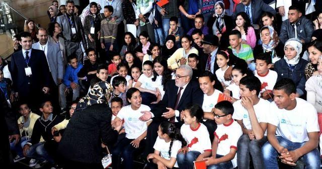 بنكيران يدعو وزير العدل  والحريات إلى التشدد ضد