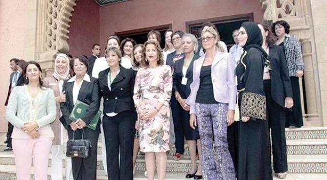 مشاركة عراقية في المؤتمر الدولي لسيدات الأعمال في المغرب