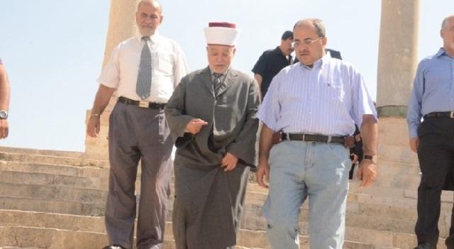 أحمد الطيبي يشيد بمواقف الملك محمد السادس تجاه القدس
