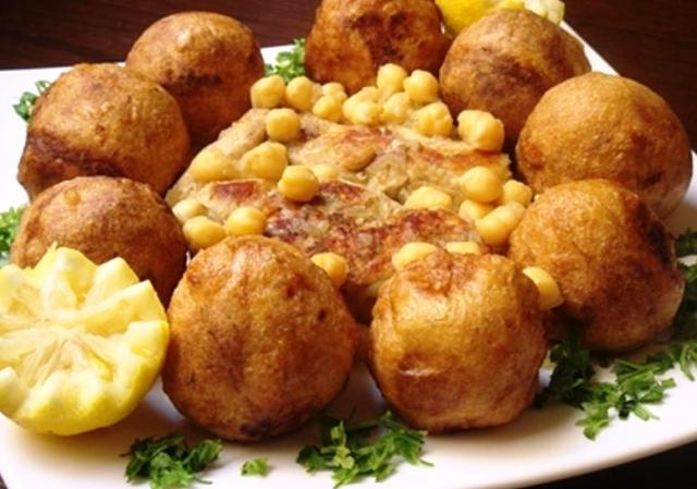 طجين الخوخ (طبق جزائري اصيل )