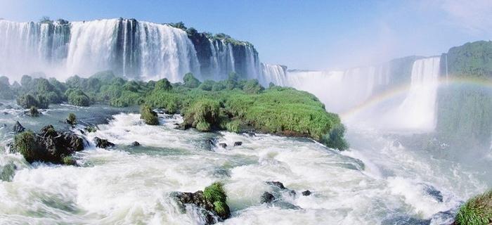 شلالات ايغواسو... البقعة الاجمل على وجه الأرض