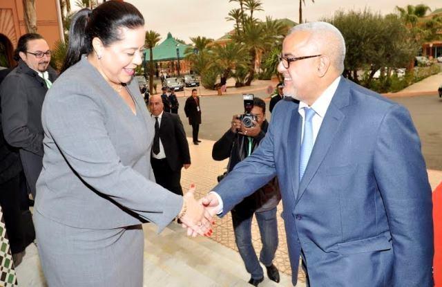 مريم بنصالح تدعو الحكومة إلى إعداد ميثاق تبنى عليه تنافسية المقاولة المغربية