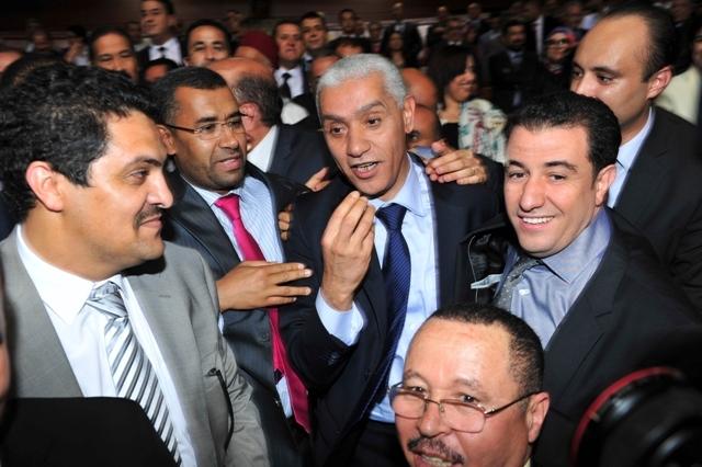 العاهل المغربي يهنيء الطالبي العلمي بمناسبة انتخابه رئيسا  لمجلس النواب