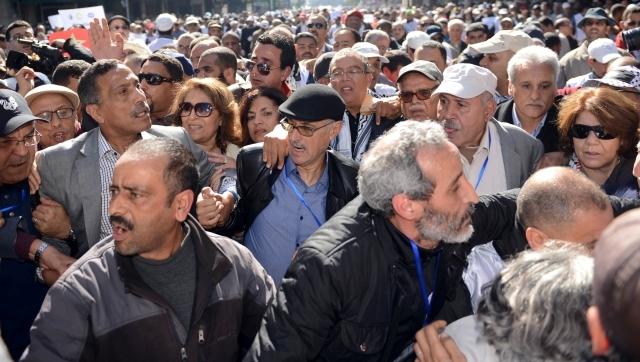 مسيرة الدار البيضاء تدعو لتكريس الكرامة والحرية والعدالة الاجتماعية
