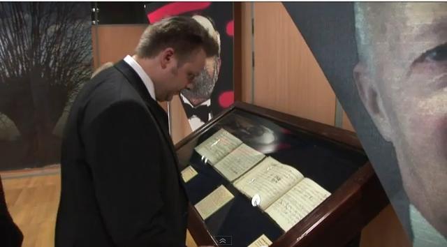 مخطوطات لموزار وبيتهوفن في عرض ببولندا