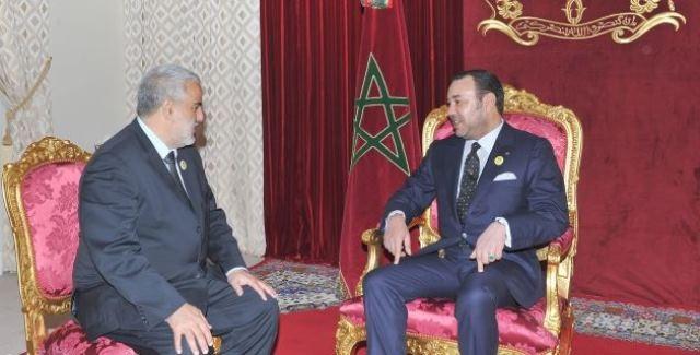بنكيران: هذا حديثي مع الملك محمد السادس
