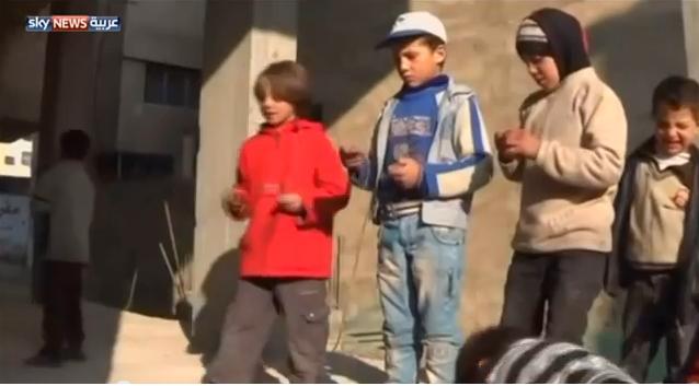 2 مليون طفل سوري بحاجة إلى علاج نفسي