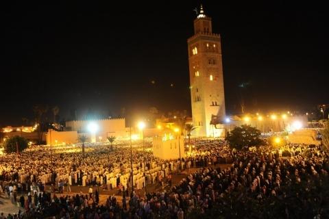 مراكش في المرتبة 6 كأفضل وجهة سياحية في العالم