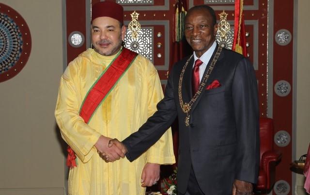 رئيس غينيا: سنواصل دعم مبادرة الحكم الذاتي لتسوية قضية الصحراء
