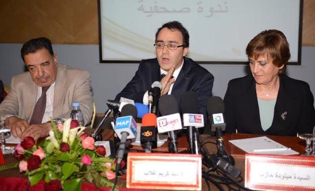 حزب الاستقلال ينفي توظيف غلاب لأموال مجلس النواب في ندوته الصحافية