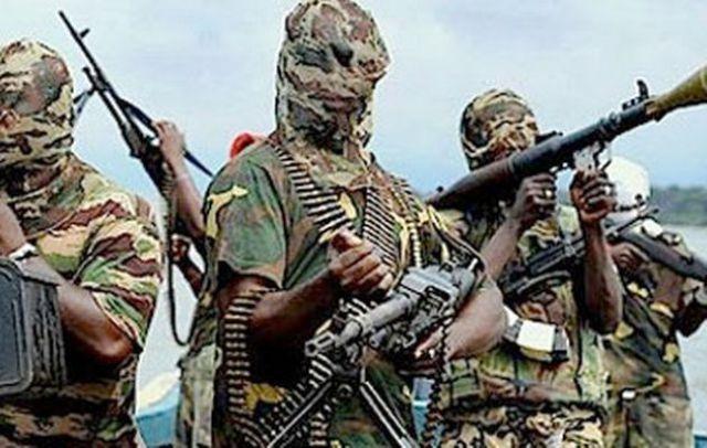 اجبار مختطفات نيجيريا على الزواج بعناصر
