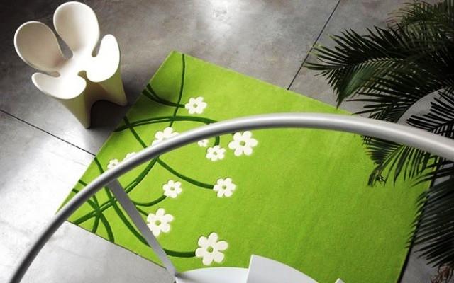 استخدمي السجاد لإنعاش ديكور منزلك