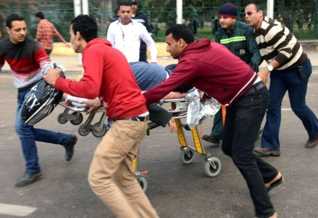 القاهرة تهتز على وقع انفجار ثالث في يوم واحد بمحيط الجامعة بالجيزة