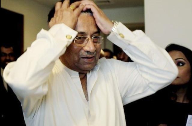 نجاة الرئيس الباكستاني السابق برويز مشرف من محاولة إغتيال