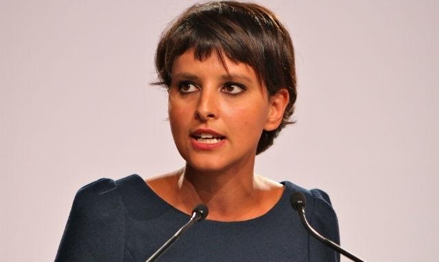 المغربية نجاة بلقاسم وزيرة للمرأة والشباب في الحكومة الفرنسية الجديدة