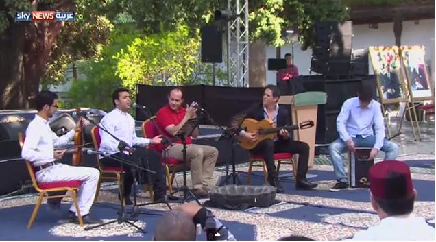 موسيقى صوفية بفاس