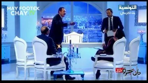 من يجرؤ: شاعرة تمدح نظام بن علي