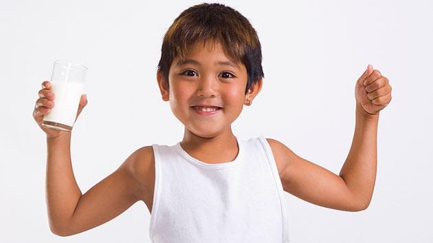 أهمية الكاليسوم لصحة طفلك