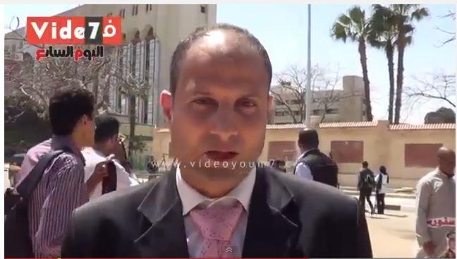 يدعي أنه مرشح لرئاسة مصر بأمر من الرسول