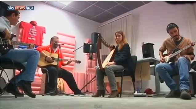 ليبيا..مواهب موسيقية من زمن الأزمة