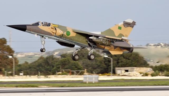 المغرب يقتني ثلاث مقاتلات