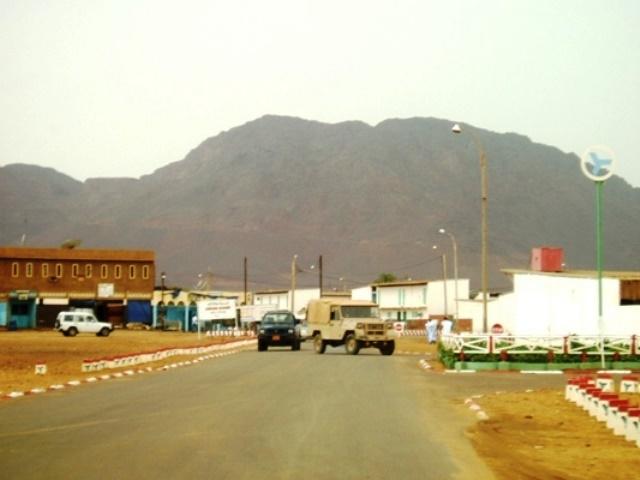العثور على جثة مواطن مغربي في ضواحي مدينة ازويرات