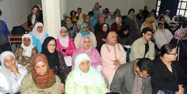 المغرب قطع أشواطا هامة في مجال النهوض بحقوق المرأة