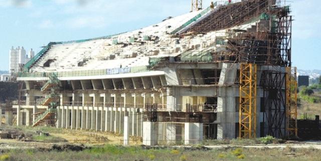 عراقيل في إنجاز ملعب الدويرة بالجزائر بسبب خلافات مالية