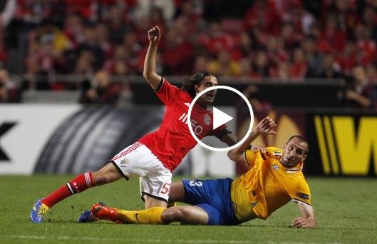 بنفيكا 2-1 يوفنتوس
