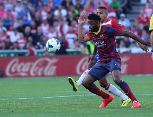 برشلونة يسقط امام غرناطة