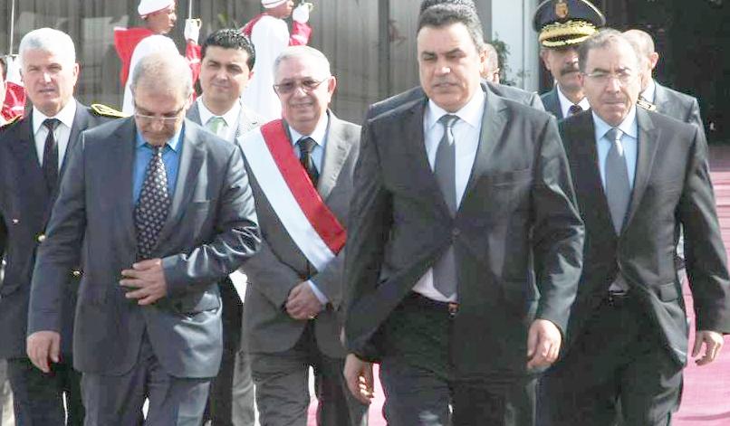 رئيس الحكومة التونسية يحل بفرنسا لتعزيز التعاون بين البلدين