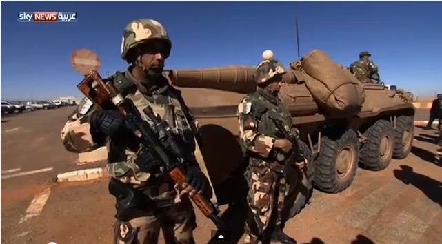 الجزائر: تشديد المراقبة الأمنية بمنشأة