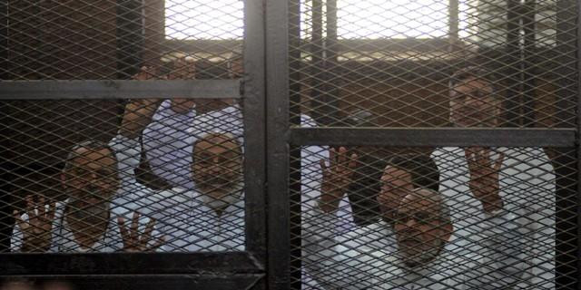 مصر: الحكم بإعدام 38 إخوانيا والمؤبد ل490 آخرون