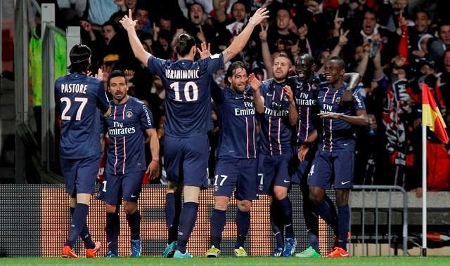 باريسان جرمان يسعى لحسم لقب الدوري الممتاز