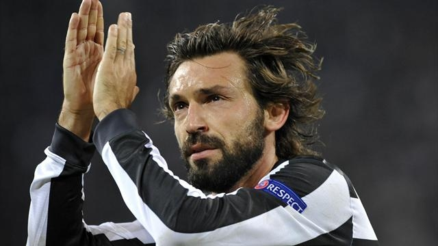 بيرلو يعتزم تمديد عقده مع يوفنتوس الايطالي