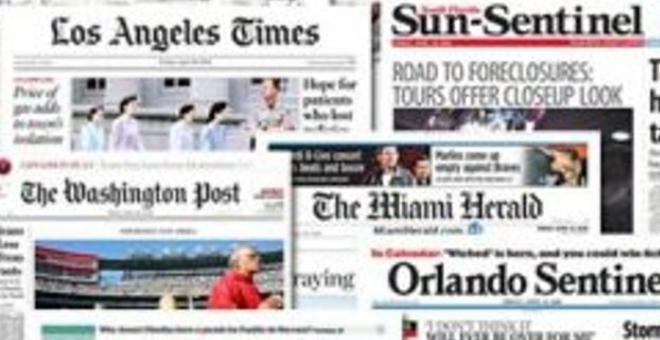 هيمنة الشركات على وسائل الإعلام الأمريكي