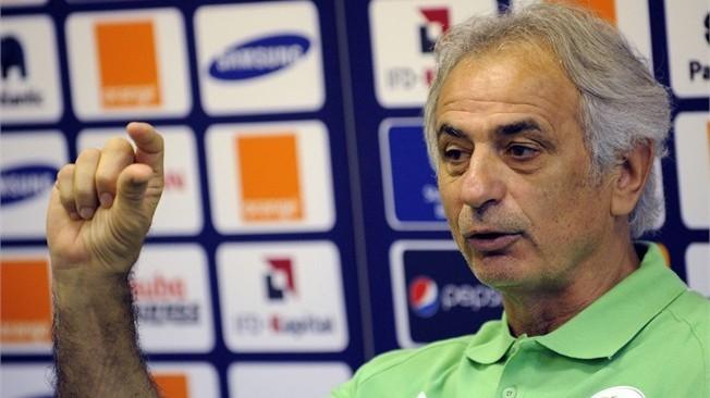 حليلوزيتش قلق على حراسة المرمى وخط دفاع الخضر