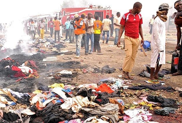 ارتفاع عدد قتلى تفجيرين وسط نيجيريا إلى 118 قتيلا