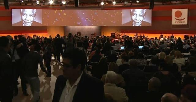 الاتحاد المغربي للشغل يشارك في مؤتمر أكبر تجمع ديمقراطي دولي في برلين