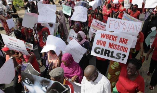 أمريكا والصين تبحثان عن تلميذات نيجيريات المختطفات