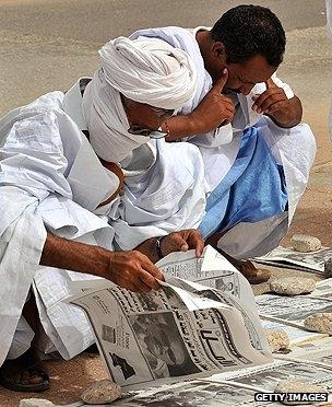 موريتانيا تحتل مرتبة متقدمة في حرية الصحافة
