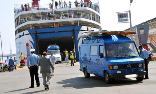 المغاربة يتصدرون المبعدين المغاربيين من فضاء شنغن في 2013
